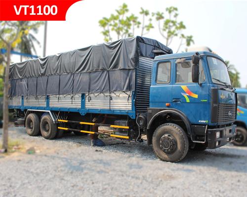Tìm hiểu chung về xe tải Veam VT1100 tải trọng 11 tấn
