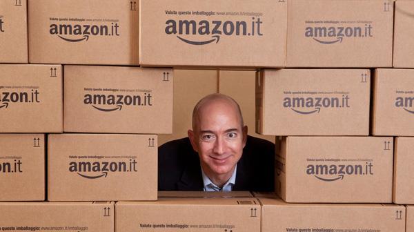 Cửa hàng online đẳng cấp mua gì cũng có của Jeff Bezos