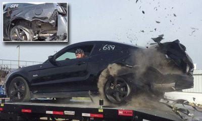 Nguyên nhân và các cách xử lý xe hơi bị bể lốp