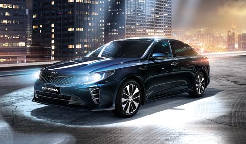 Các công nghệ đáng tiền của xe hơi Kia Optima
