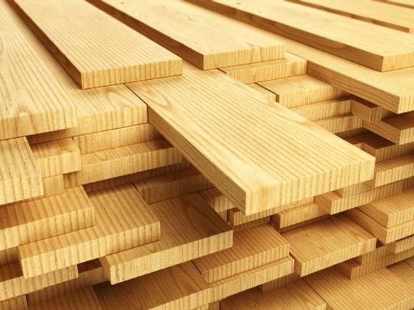 Gỗ công nghiệp – nguyên liệu 'vàng' của các công trình hiện đại