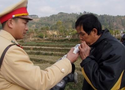 Bảo vệ bình yên cho nhân dân đón tết