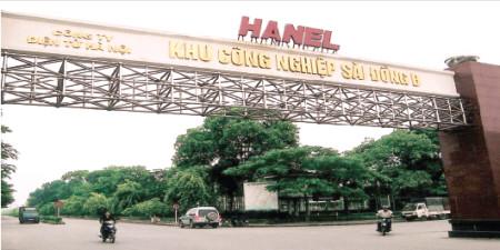 Bảo đảm cho các công ty tại khu công nghiệp Sài Đồng, HN
