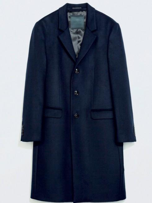 10 kiểu áo khoác mùa Đông dành cho phái nam