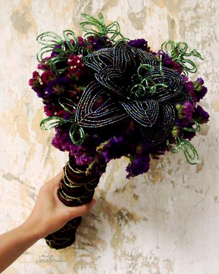 Một số kiểu hoa cưới mãi bền đẹp cùng thời gian