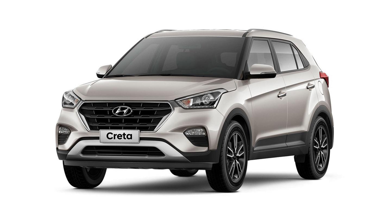 Hyundai Creta phiên bản nâng cấp sắp trình làng