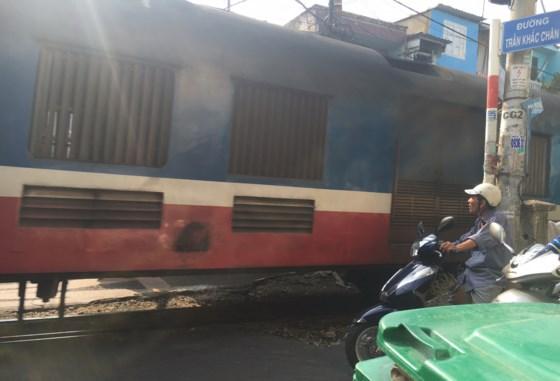 Rào chắn an toàn đường sắt