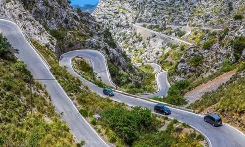 Top 4 để ý giúp những tài xế chạy xe tải đổ dốc an toàn