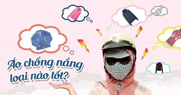 Cần sắm áo chống nắng màu gì để bảo vệ da tốt nhất?