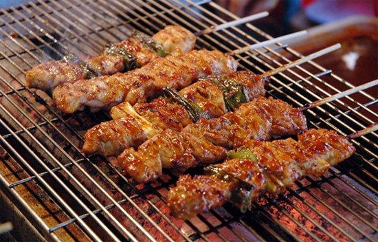 Một vài món ăn từ gà hảo hạn nổi danh không thể bỏ qua khi tới Hàn Quốc