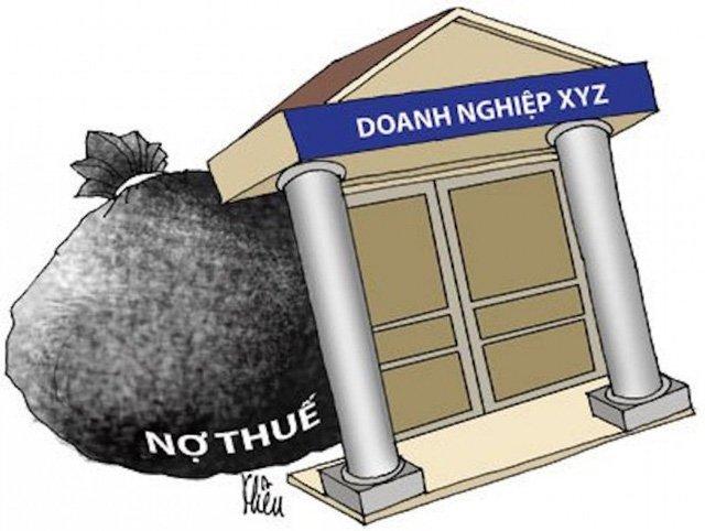 Tổng cục Thuế lên tiếng nguyên nhân chưa thu được nợ gần 70.000 tỷ đồng