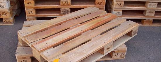 Xu hướng mới – dùng pallet gỗ vào cuộc sống