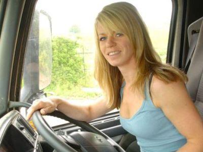 Các trở ngại phụ nữ hay đối mặt lúc chạy xe tải