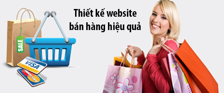 Xây dựng website bán hàng chuẩn SEO tại Tp.HCM