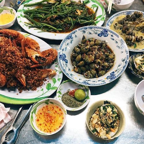 Những phố ẩm thực hấp dẫn du khách nhất Đông Nam Á