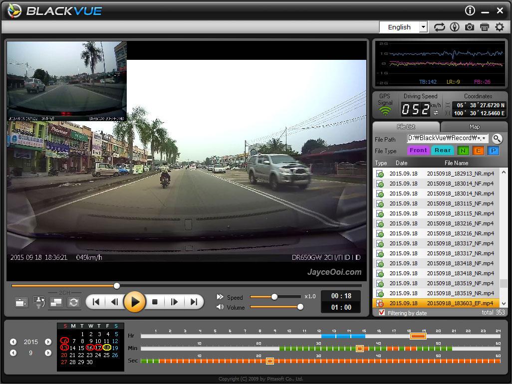 Cài đặt camera hành trình xe hơi trên địa bàn quận Tân Bình