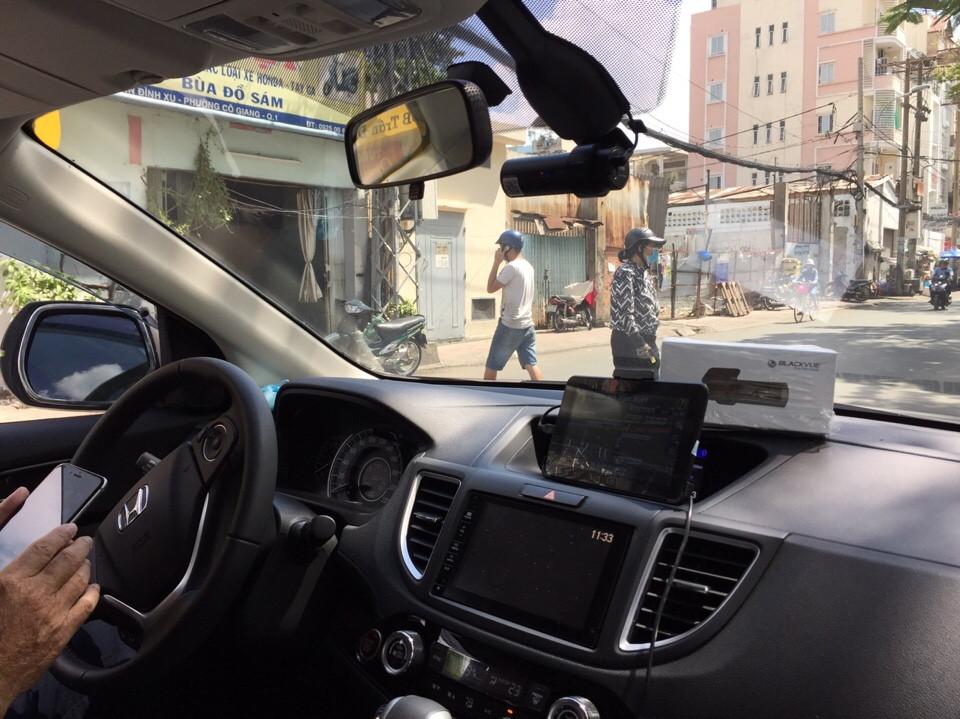 Lắp đặt camera hành trình ô tô tại huyện Hóc Môn