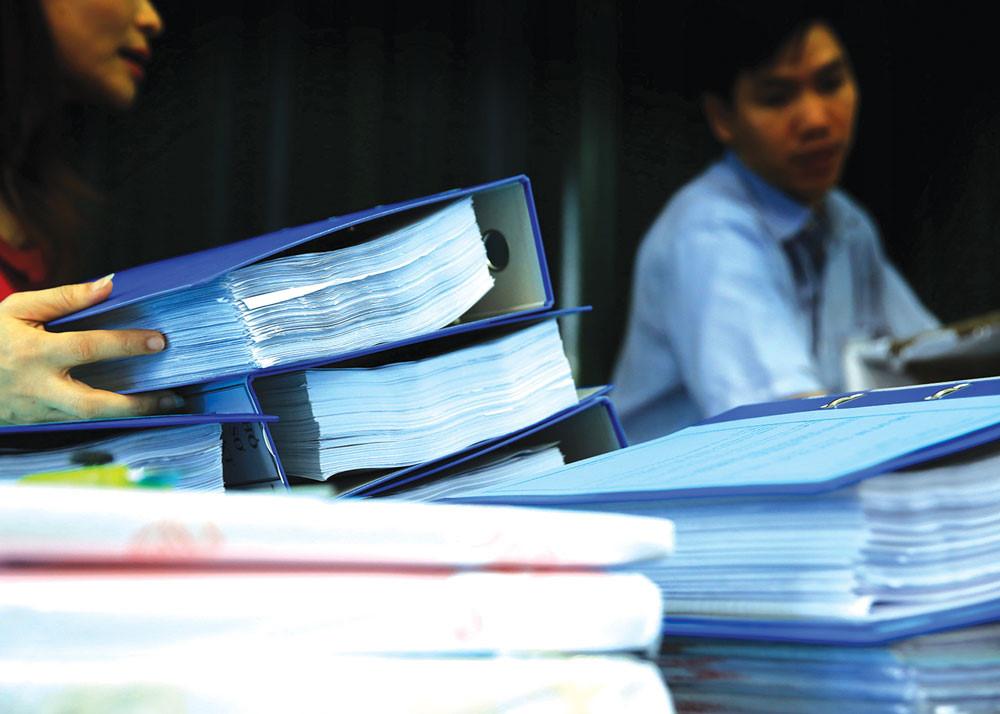 Gói thầu Giá kệ lưu trữ tài liệu tại Sở Nội vụ Tiền Giang: Có cần nhãn hiệu nổi tiếng?
