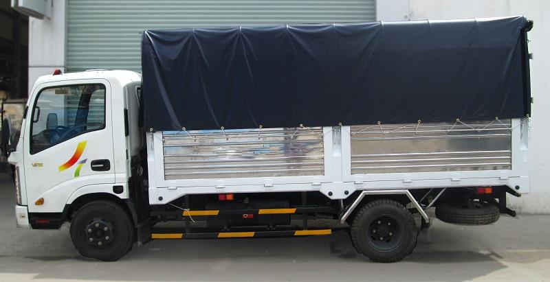 Điểm danh các dòng xe tải Veam 2T