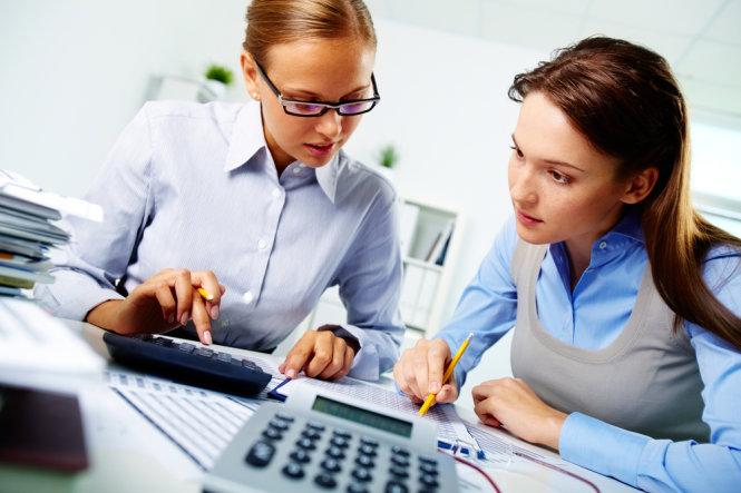 Mô tả công việc của nhân viên kế toán bán hàng siêu thị