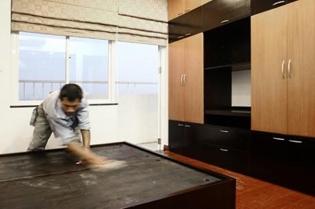 8 sai lầm hay gặp khi vệ sinh nhà mới