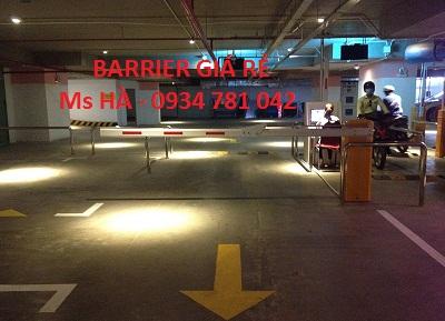 Lắp đặt và sửa chữa Barie tự động ngay tại Nhà hàng, Quán cafe, Khách sạn