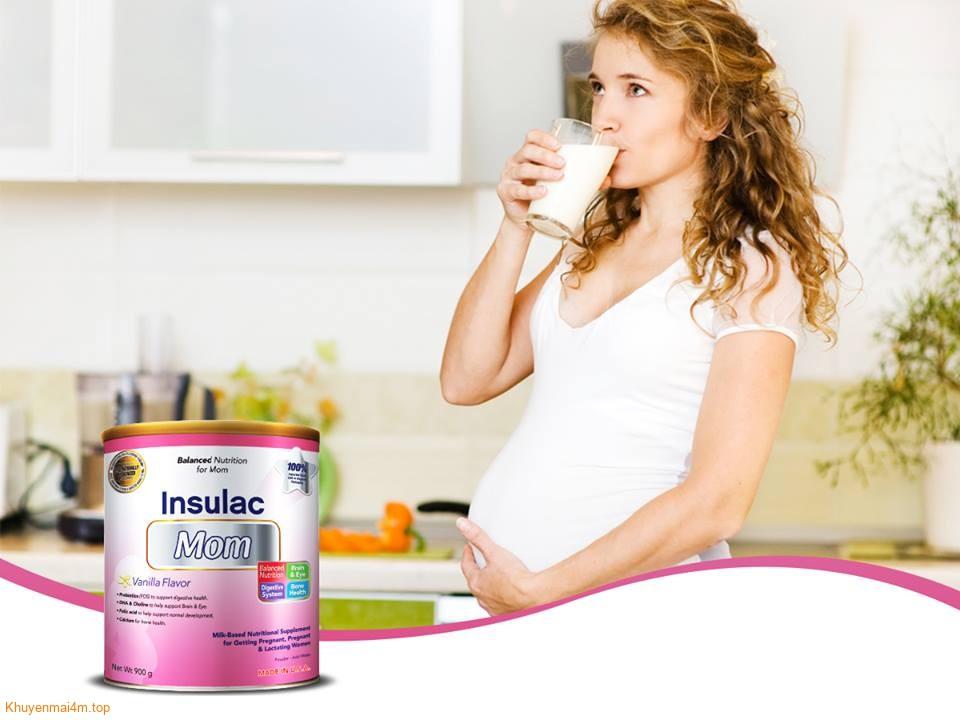 Tuyệt chiêu giúp các mẹ mang thai uống sữa ngon miệng