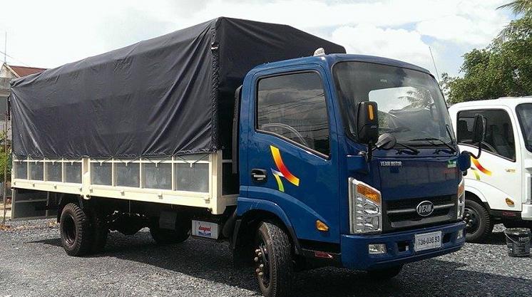 Đánh giá chất lượng xe ô tô tải Veam đầy đủ và chi tiết nhất