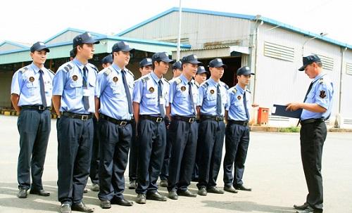 Tư vấn an ninh- dịch vụ bảo vệ chuyên nghiệp và bài bản