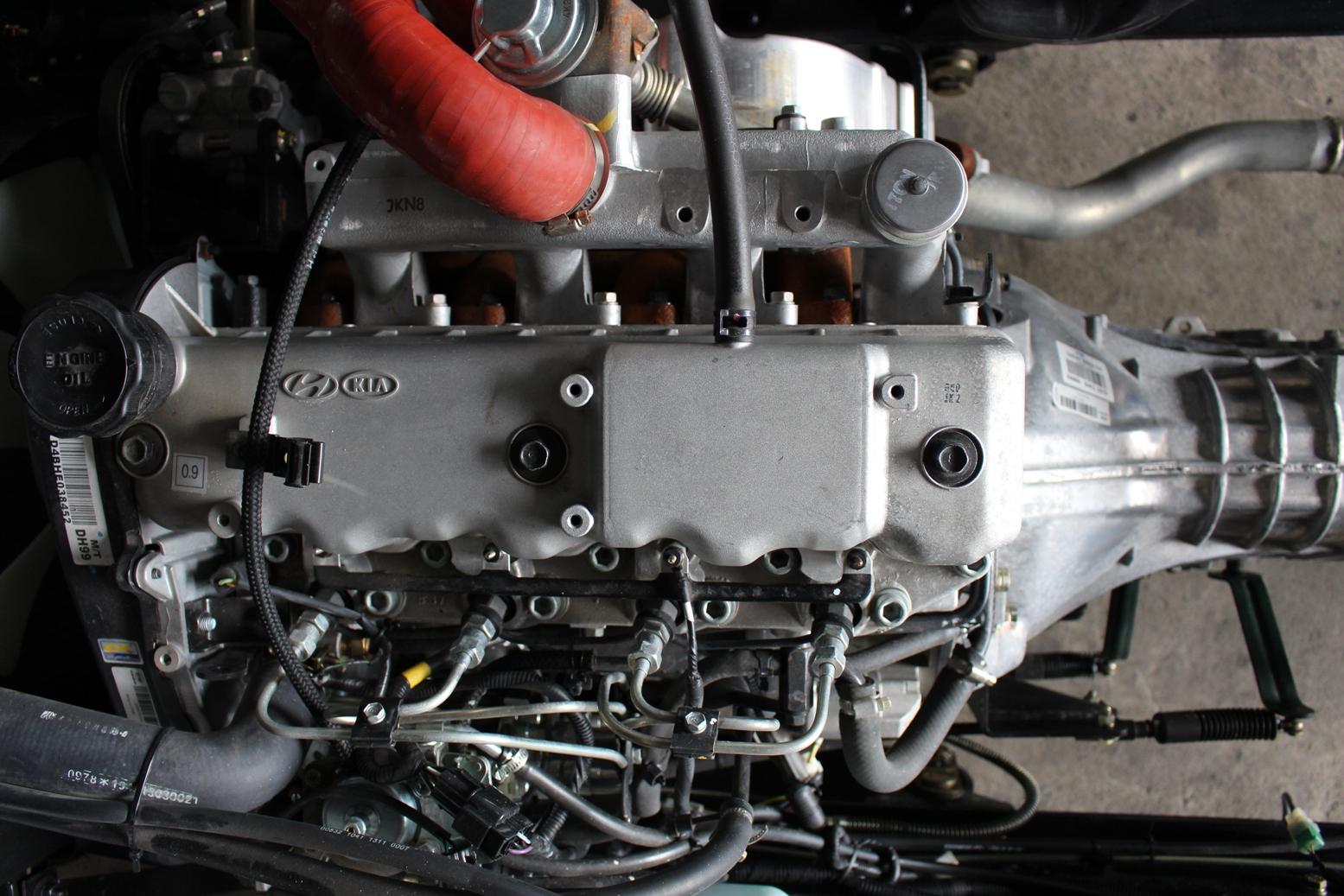 Một số hư hỏng thường gặp ở động cơ của xe tải