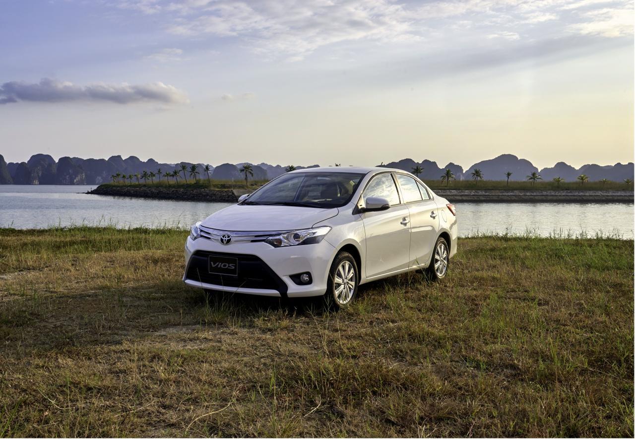 Những mẫu xe Toyota bán chạy nhất giờ đây