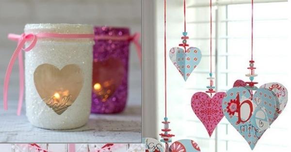 """Những ý tưởng làm đẹp nhà """"tặng quà"""" ý nghĩa sâu sắc ngày Valentine"""