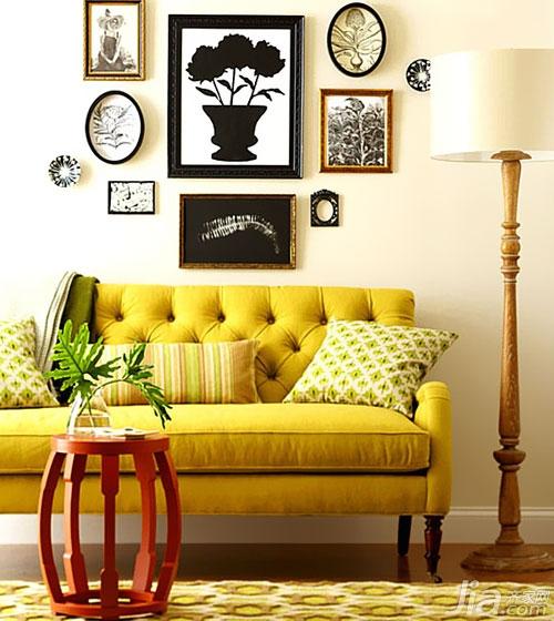 Cách kết hợp màu sắc hài hòa trong ngôi nhà