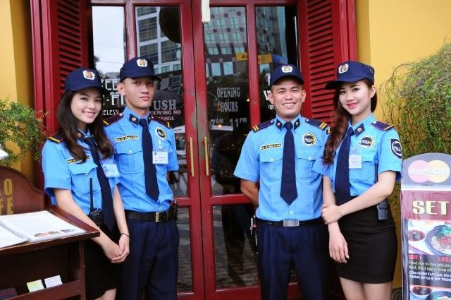Bảo vệ – nghề đóng góp phần đưa về bình yên cho xã hội
