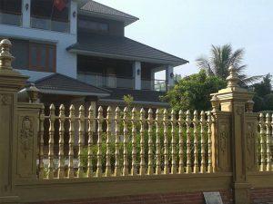 Xem xét một số ít quy cách xây dựng tường rào theo phong thủy đem về tiền tài