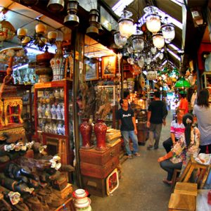 Chatuchak – khu chợ trời lớn nhất thế giới
