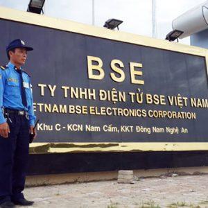 Những để ý về công việc của nhân viên bảo vệ cổng chính