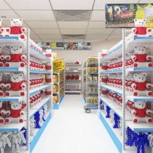 Phương pháp bảo quản giá kệ siêu thị để dùng lâu dài