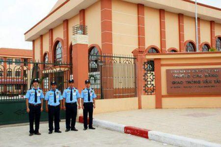 Dịch vụ nhân viên bảo vệ trường lớp và các trường mầm non thế giới