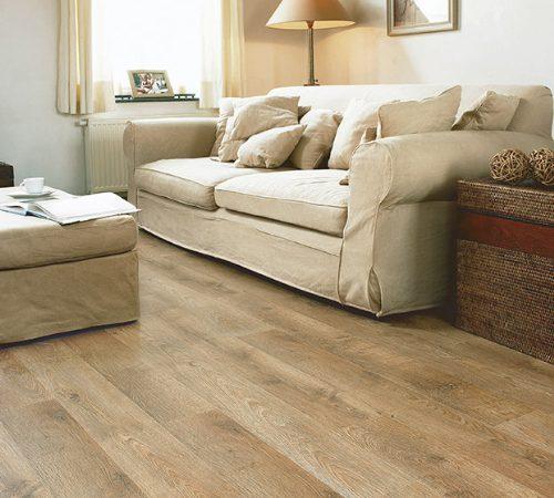 Mẹo chọn sàn gỗ làm rộng căn hộ chung cư 50 m2