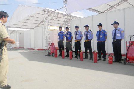 Vai trò của bảo vệ trong công tác phòng cháy chữa cháy