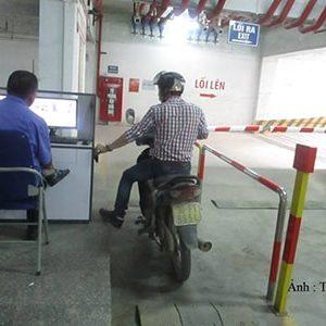 Quản lý bãi xe thông minh giải pháp tối ưu cho quản lí ra vào