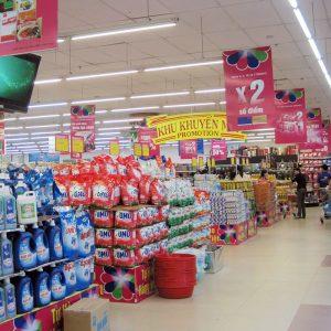Giá kệ siêu thị giữ gìn làm sao cho đúng
