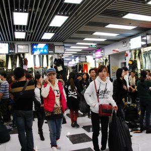 Tổng hợp về chợ 13 Quảng Châu cho dân mua buôn quần áo
