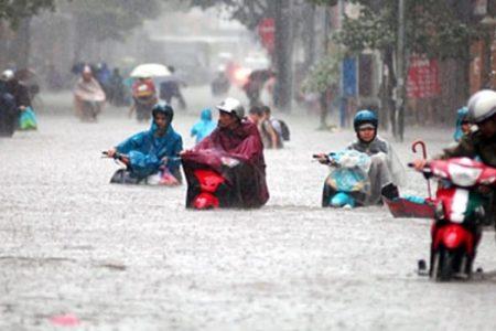 Phương pháp cho ngày mưa không bị chậm hàng