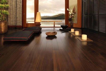 Làm sao để gia công sạch và duy trì sàn gỗ trong ngôi nhà của bạn