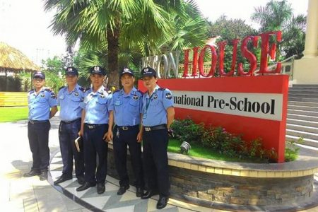 Dịch vụ bảo vệ ở trường học có đáng tin không?