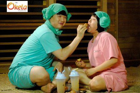 Những trải nghiệm cực vui về tắm hơi Jimjilbang cần nhớ khi du lịch Tết Hàn Quốc