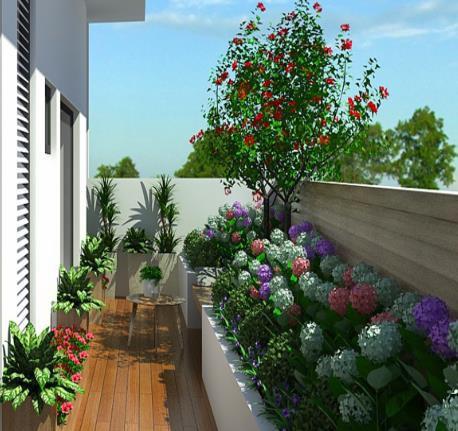 9 ý tưởng sử dụng vật liệu gỗ nhựa composite ngoài trời để biến nhà bạn thành thiên đường của riêng bạn