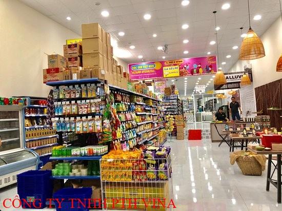 Giá kệ siêu thị giá thấp tại Tp.HCM 2019